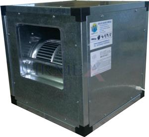 Ventilator box debit nominal 1550 mc/h